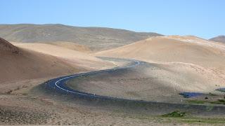 Road to Námafjall