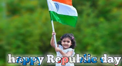 Happy republic day baby images
