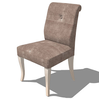 Sketchup - Chair-037