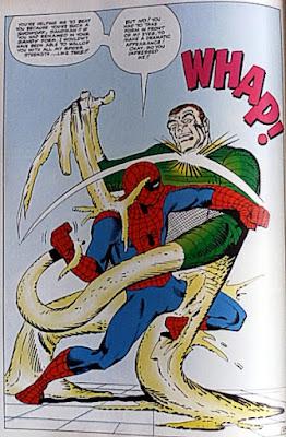 Steve Ditko, Spider-Man vs Sandman