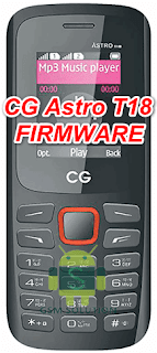 CG Astro T18 Offical Firmware Stock Rom/Flash file Download