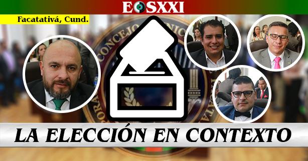 Dos grupos de concejales de Facatativá, en la puja por la presidencia