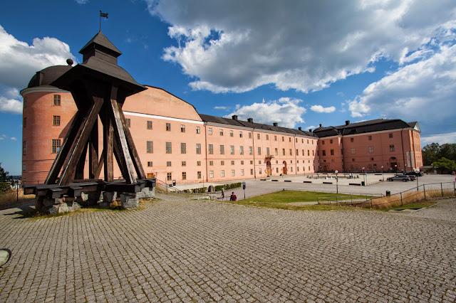 Uppsala-castello