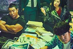 Player / Peulreieo / 플레이어 (2018) - Serial TV Korea Selatan