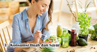 Konsumsi Buah dan Sayur Agar Tidak Gemuk Selama WFH