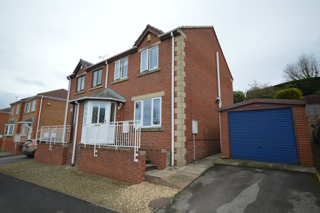 This Is Wakefield Property - 3 bed semi-detached house for sale Hollin Drive, Durkar, Wakefield WF4