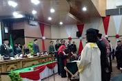 Resmi Dilantik, Taufan Pawe Harapan Anggota DPRD Dapat Bersiergi Dengan Eksekutif