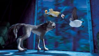 Zakochany wilczek 3D
