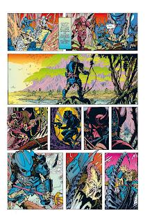 Reseña de Aliens Versus Depredador: La Saga Original vol.2, de Randy Stradley. - Norma Editorial