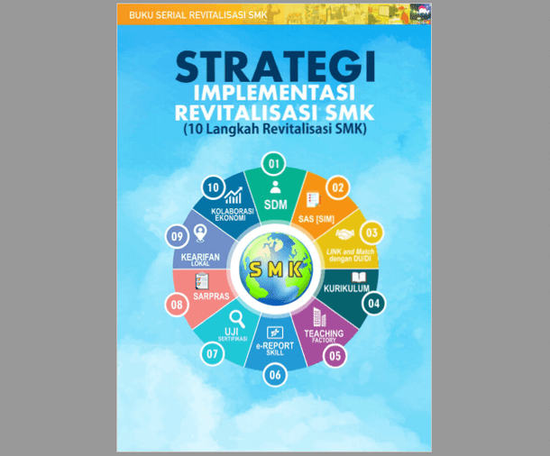 Strategi Implementasi Revitalisasi SMK (10 Langkah Revitalisasi)