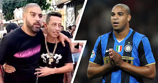 former Inter Milan star Adriano drunk video Goes viral on streets of Rio