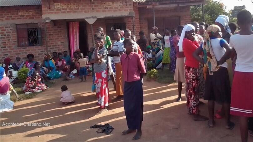 Persecución de cristianos en Uganda