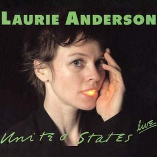 Laurie Anderson - United States Live Music Album Reviews