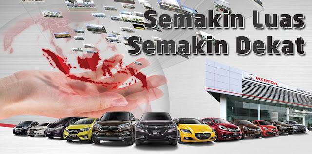 Customer Dealer Mobil Honda Surabaya