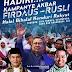 Buktikan Kemenangan, SBY-Yusril-Romi Kampanye Akbar Untuk Firdaus-Rusli