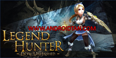 Download Legend Hunter-Devil Unleashed Mod Apk v1.0 (Mod Damage/Defense) Terbaru 2017