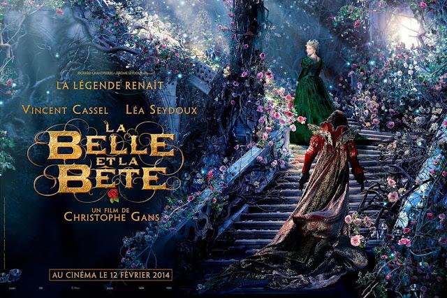 Beauty and the Beast, La Belle et la Bête movie