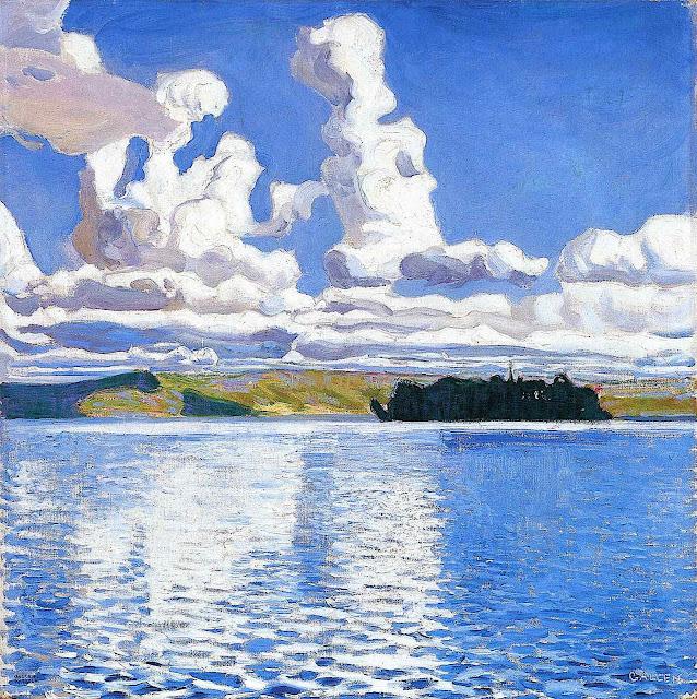 Akseli Gallen-Kallela 1904