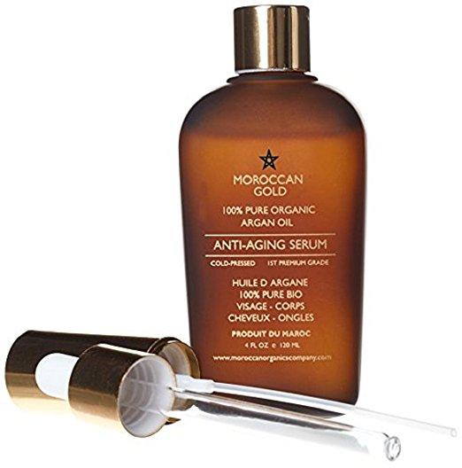 best argan oil for hair uk