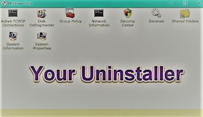 6 ادوات و استخدامات اظافية للبرنامج الشهير Your Uninstaller ستفيدك