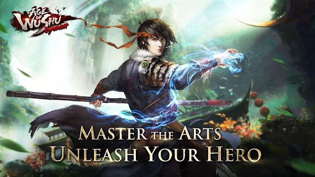 Download Game Age of Wushu Dynasty Mod Apk Terbaru for Android