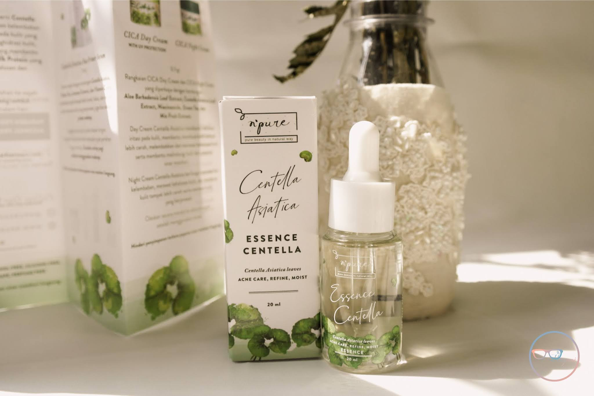 Review-NPure-Essence-Centella-Asiatica