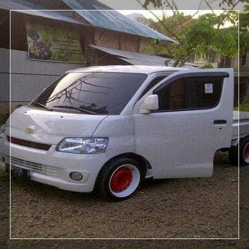 Modifikasi Mobil Pick Up Daihatsu Grand Max
