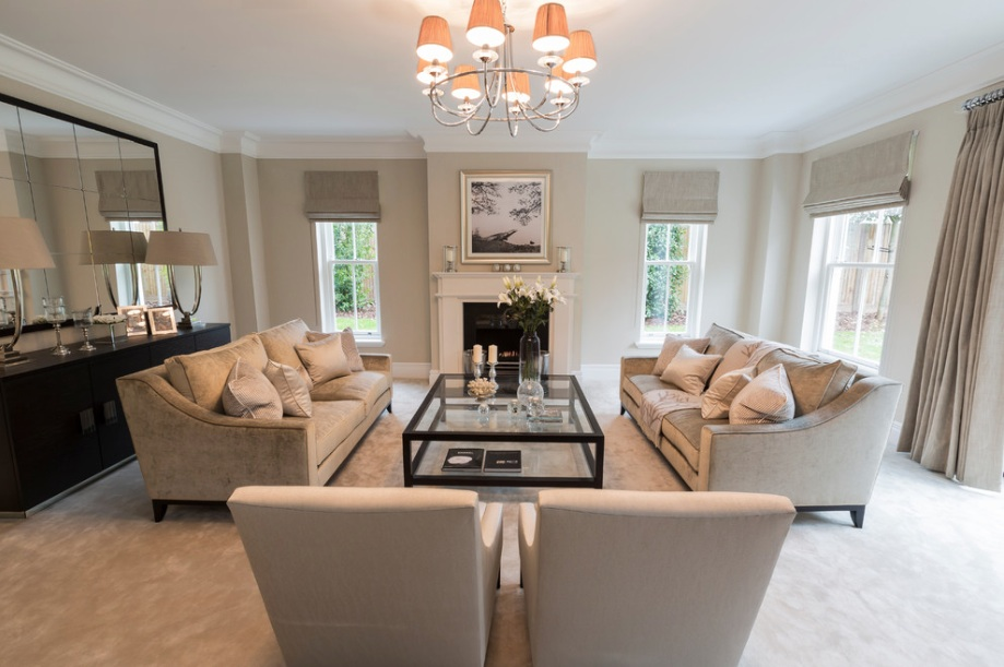 living room design neutral living room