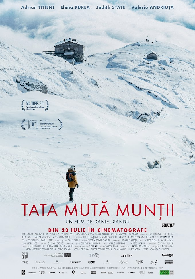 Tata muta muntii (The Father Who Moves Mountains) 2021 on Theater: Release Date, Trailer, Starring and more