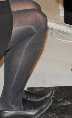 Think, palin legs pantyhose