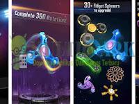Fidget Spinner Game 3D Apk Mod v1.4 (Mod Coin)