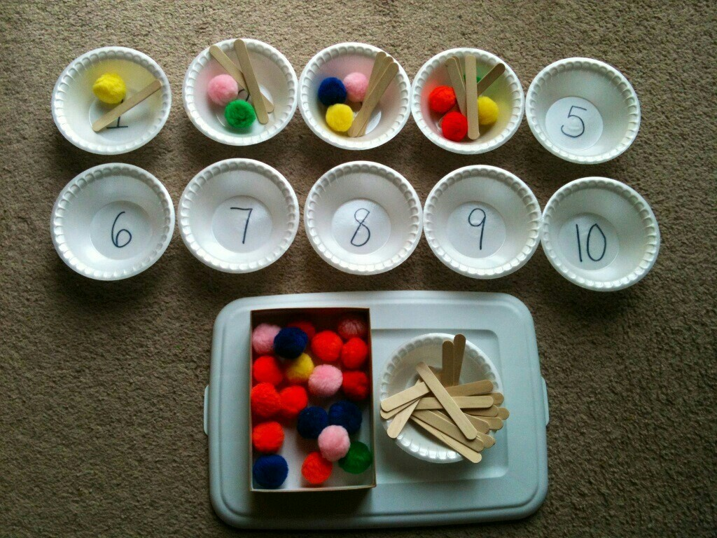 For The Love Of Learning Identifying Numbers Ordering