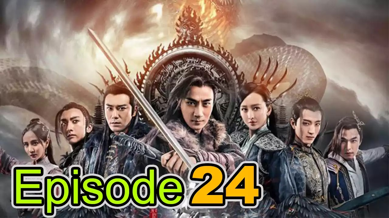 The Legend of Jade Sword (2018) Subtitle Indonesia Eps 24