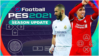 Download PES 2021 PPSSPP Android Graphic HD UEFA Liga Champions No bug & Full Transfer December
