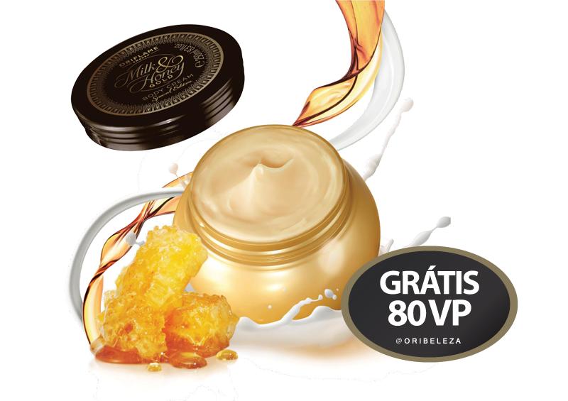 Creme de Corpo Milk & Honey Gold Edição Especial