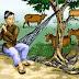 Thơ chế hài vô đối bằng lục bát về Sọ Dừa - tác giả Trăng Rằm