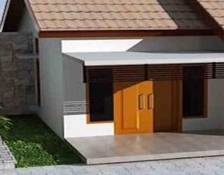 desain rumah gaya unik