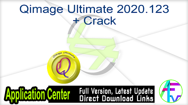 Qimage Ultimate 2020.123 + Crack