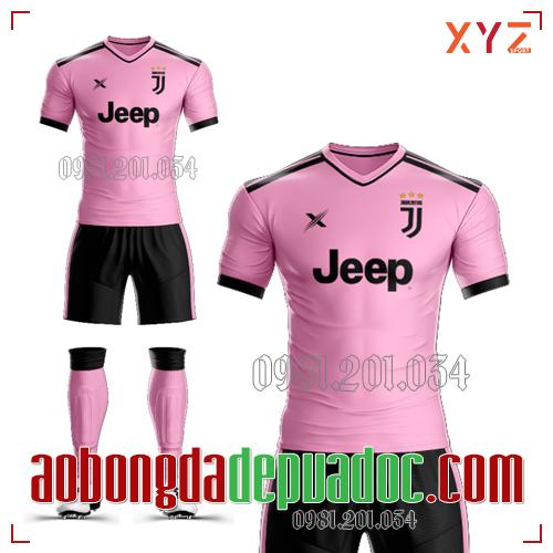 Áo Juventus 2019 Training 7 Màu Hồng Đẹp Và Độc