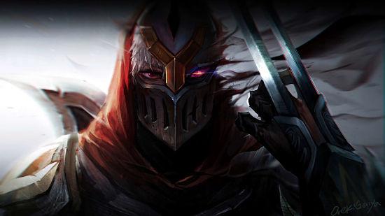 League of Legends - Zed - Full HD 1080p