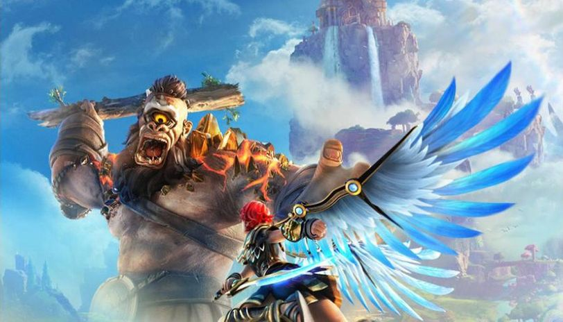 New Immortals Fenyx Rising Gameplay Video Recorded on PlayStation 5