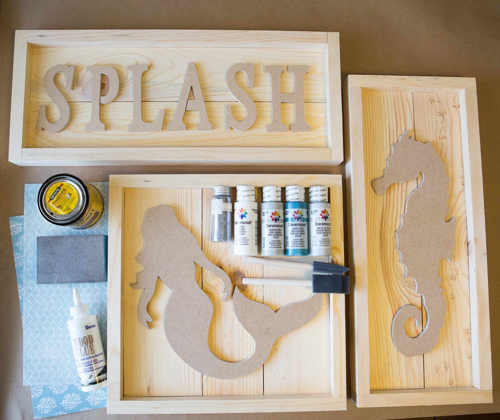 Nautical bathroom decor - I Came Up With The Word Splash But You Can Use Any Word You Want Bath Flush Sparkle Clean Brush Here S What You Do