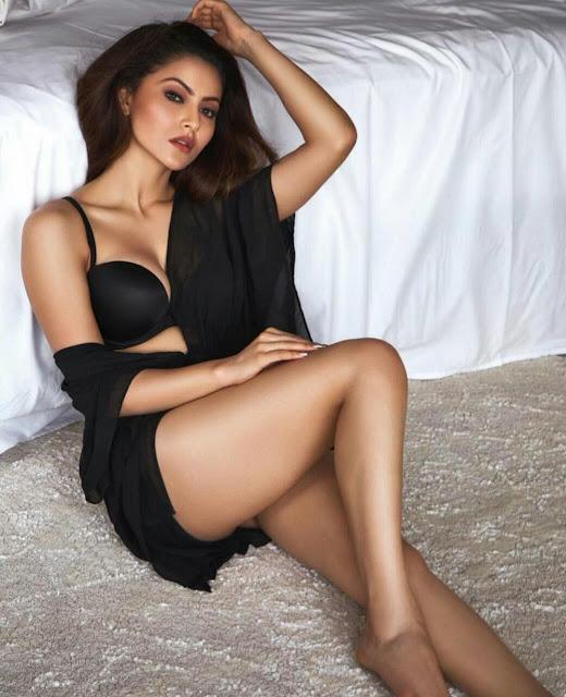 Urvashi Rautela hot bikini Photoshoot