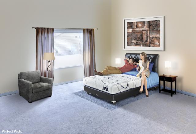 Tips Menentukan Pilihan pada Spring Bed Comforta