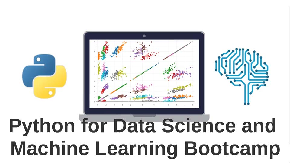 Python for Data Science and Machine Learning Bootcamp Free Download