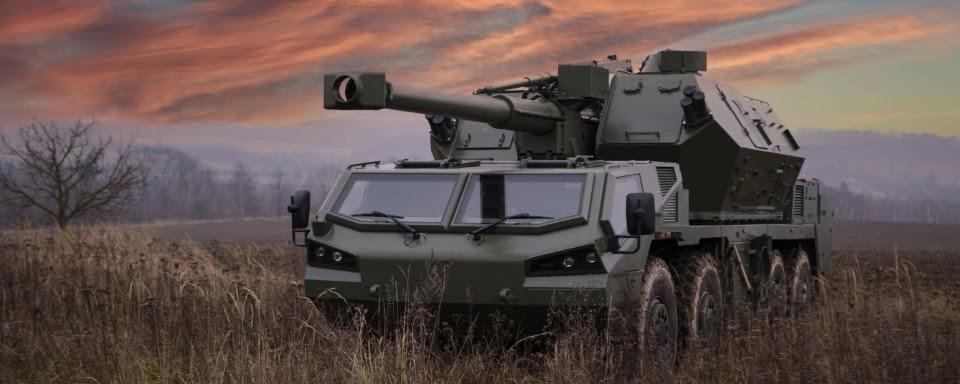 Десантники хочуть САУ Dana-M2 і БТР-4МВ1
