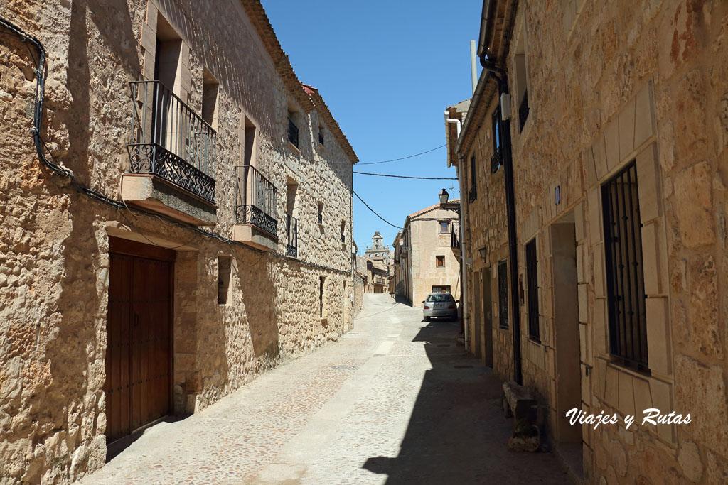 Calle de San Miguel, Maderuelo
