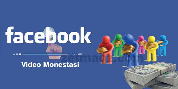 Sekarang Upload Video Ke Facebook Bisa Dapat Uang lho