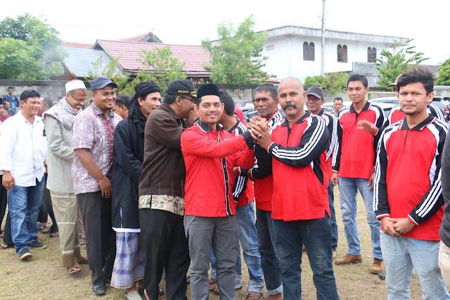 Aiyub Ismail Bertugas Menangkan Pak Cek dan Mualem di Kecamatan Masjid Raya