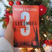 Livre 3 secondes : Roslund & Hellström